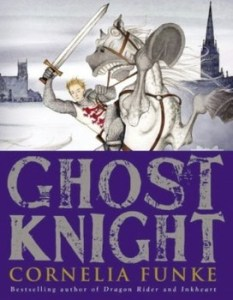 Book cover for Ghost Knight