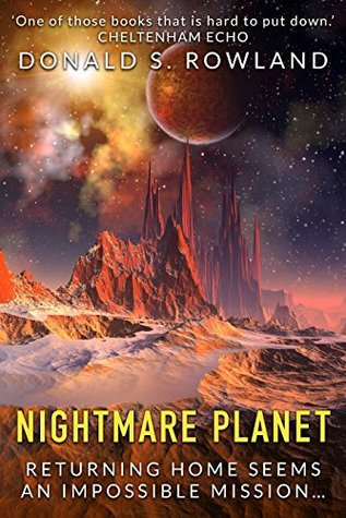 Book cover for Nightmare Planet