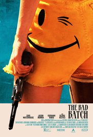 Movie cover for The Bad Batch