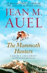 Book cover for The Mammoth Hunters