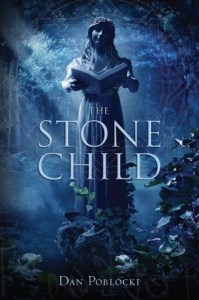 Book cover for The Stone Child