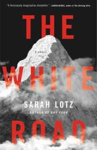 Book cover for The White Road
