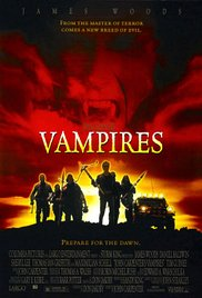 movie cover for Vampires by John Carpenter