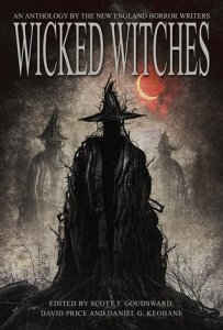 Book cover for Wicked Witches