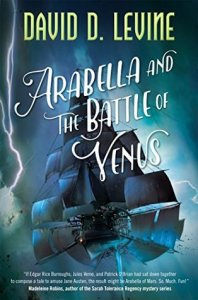 Book cover for Arabella and the Battle of Venus