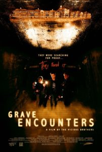 Grave Encounters - Top Ten Movies Set in Asylums