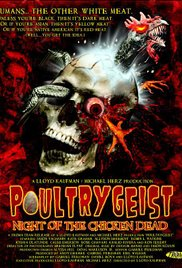 Movie poster for Poultrygeist
