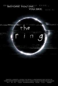 Movie cover for The RIng
