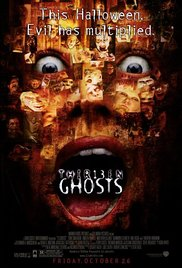 Movie cover for Thir13een Ghosts