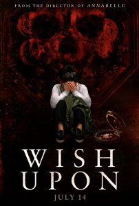 Movie cover for Wish Upon