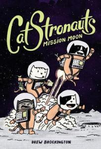 Book cover for Catstronauts