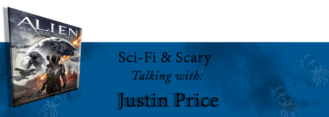 Interview with Justin Price