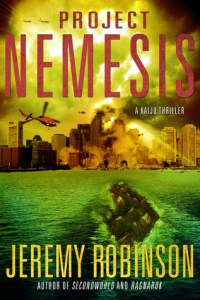 Book cover for Project Nemesis