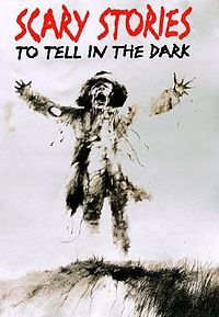 Book cover for Scary Stories to Tell in the Dark