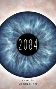 Book cover for 2084