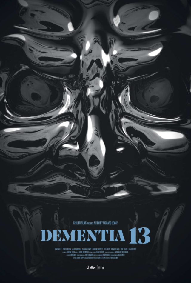 Movie poster for Dementia 13