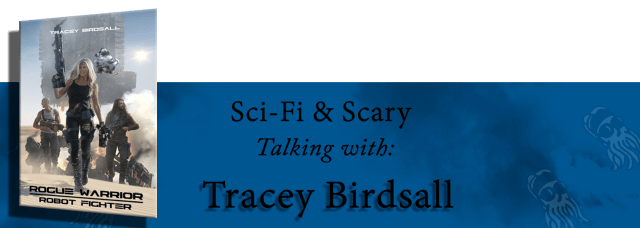 Interview Banner for Tracey Birdsall
