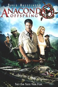 Movie cover for Anaconda 3: The Offspring
