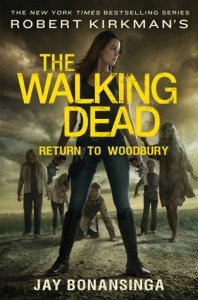 Book cover for Return to Woodbury