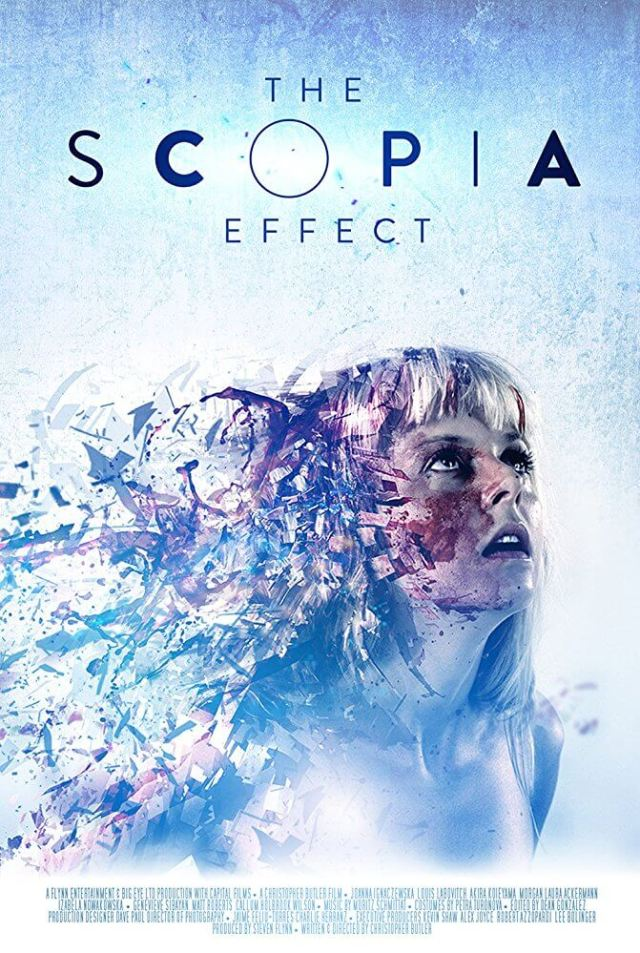 Movie poster for The Scopia Effect