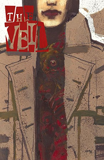Book cover for The Veil