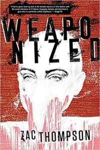 Book cover for Weaponized
