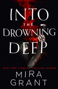 Book cover for Into the Drowning Deep