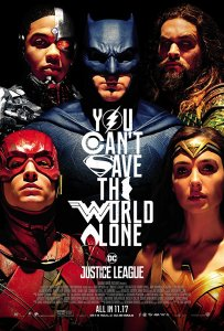 Movie cover for The Justice League