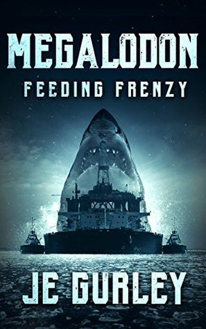 Book cover for Megalodon: Feeding Frenzy