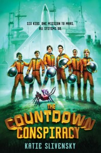 Book cover for The Countdown Conspiracy