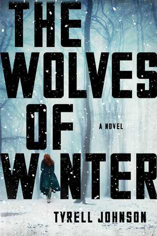Book cover for Wolves of Winter