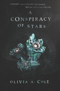 Book cover for A Conspiracy of Stars