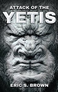 Book cover for Attack of the Yetis