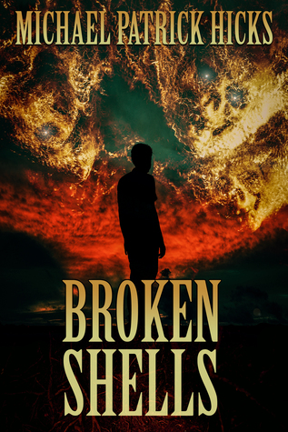 Book cover for Broken Shells