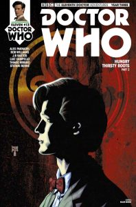 Eleventh Doctor 3rd Year #13
