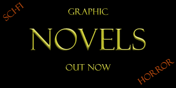 The Graphic Novels Out Now Weekly banner