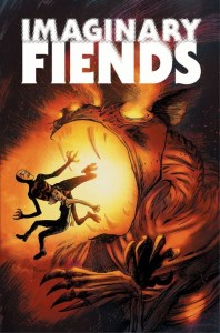 Book cover for Imaginary Fiends