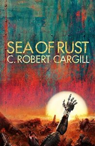 Book cover for Sea of Rust