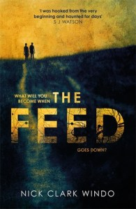 Book cover for The Feed