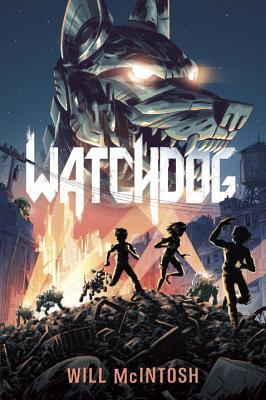 Book cover for Watchdog