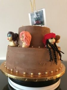 Wig Cake from Christopher Graves