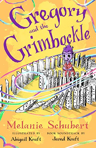 Book cover for Gregory and the Grimbockle