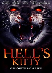 Movie poster for Hell's Kitty