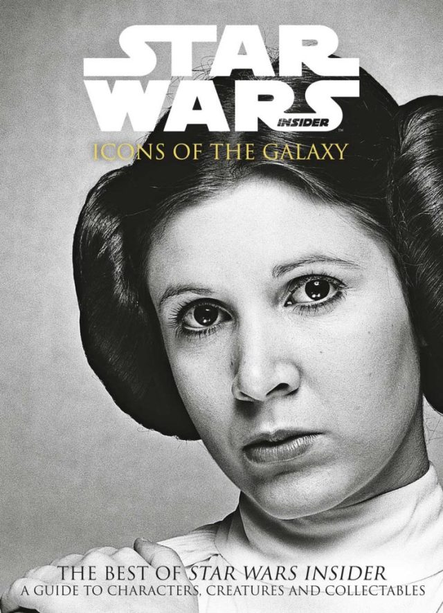Star Wars Icons of the Galaxy Cover