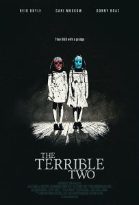 Movie cover for The Terrible Two