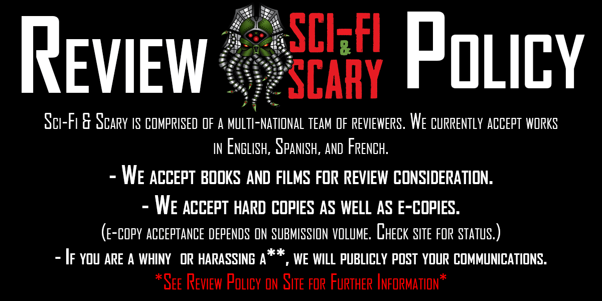 Review Policies Sci Fi Scary
