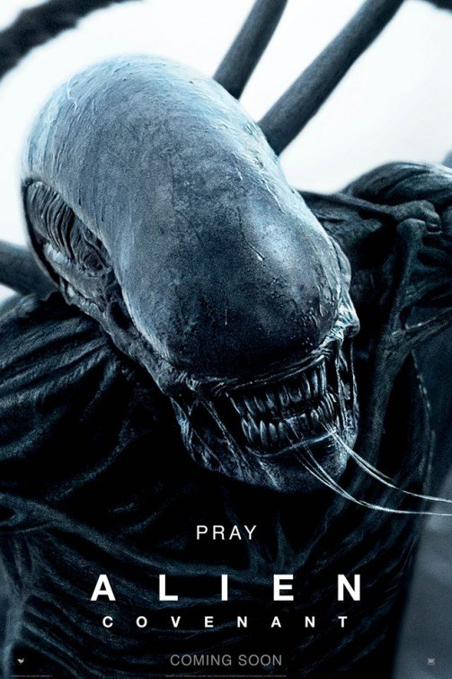 Resultado de imagen para alien covenant poster
