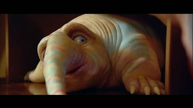 The Fifth Element  creature