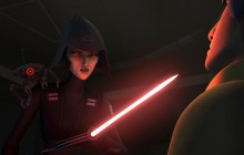 Star Wars Rebels: Always Two There Are Clip
