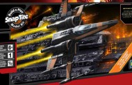 Star Wars SnapTite Build & Play Model Kit Review